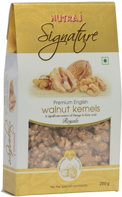 Nutraj Signature Premium English Walnut Kernels Royale