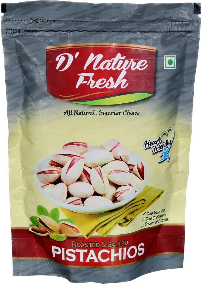 D' Nature Fresh Heart Friendly Pistachios