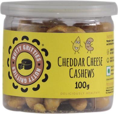 Nutty Gritties Cheddar Cheese Cashews