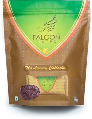 Falcon Safawi Multi-piece Dates(200 g, Pouch)