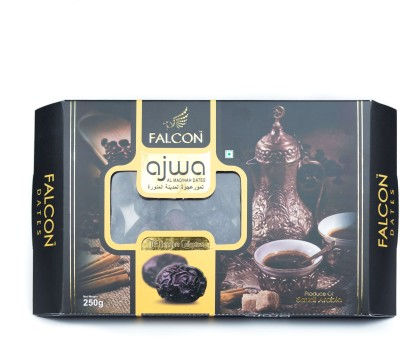 Falcon Ajwa Dates(250 g, Box)