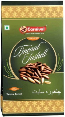 Carnival Inshell Premium Pine Nuts