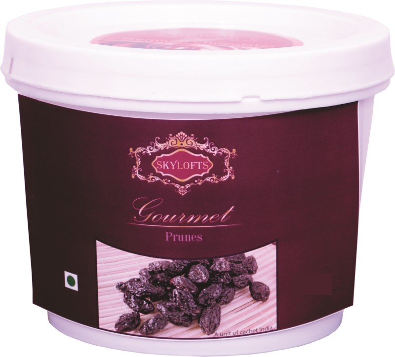 Skylofts Dried Berries Mix Tub Cranberries, Blueberry, Prunes(400 g, Box)