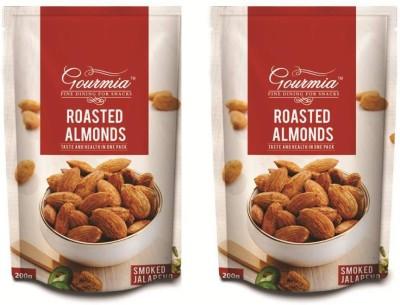 Gourmia Roasted Smoked Jalapeno Flavored Almonds(400 g, Box)