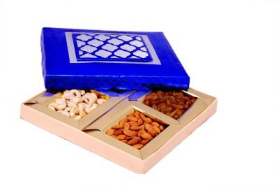 Skylofts Dry Fruits & Chocolate Diwali Combo Almonds, Raisins, Cashews(300 g, Box)