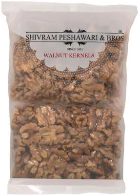 Shivram Peshawari & Bros Walnut Kernels(250 g, Pouch)