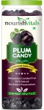 NourishVitals Plum Dried Fruit (Dehydrat...