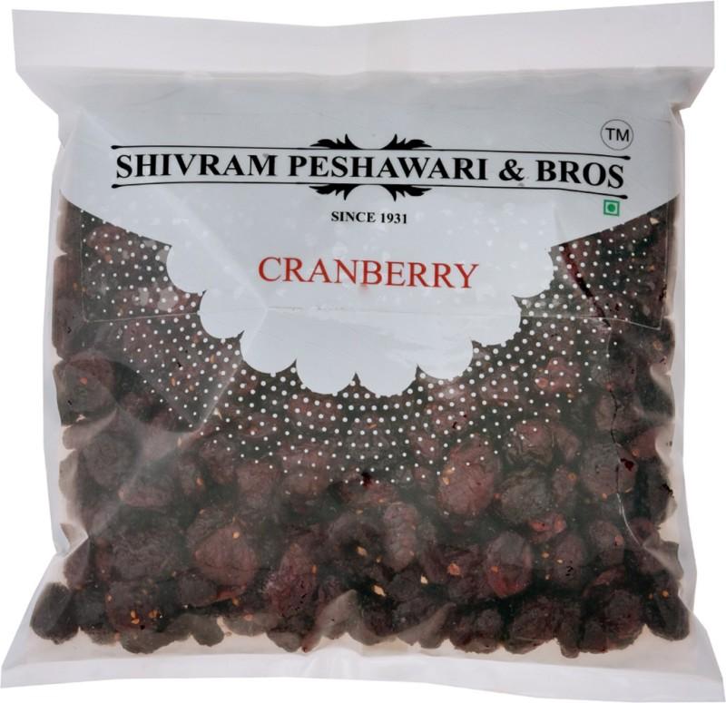 Shivram Peshawari & Bros Premium Cranberries(750 g, Pouch)