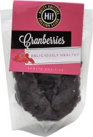 Nutty Gritties Berries Cranberries(300 g, Pouch)