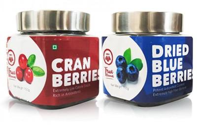 True Elements Healthy Berries Cranberries, Blueberry