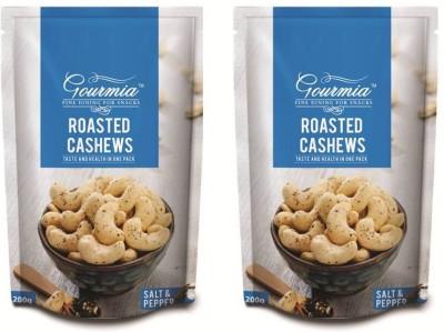 Gourmia Roasted Salt & Pepper Cashews(400 g, Box)