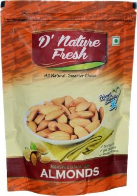 D, Nature Fresh Heart Friendly Almonds