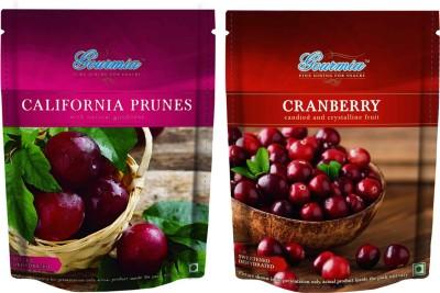 Gourmia Fruits Prunes, Cranberries