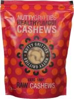 Nutty Gritties Premium Cashews(250 g, Pouch)