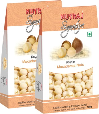 Nutraj Signature Royale Macadamia Nuts