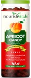 NourishVitals Apricot Dried Fruit (Dehyd...