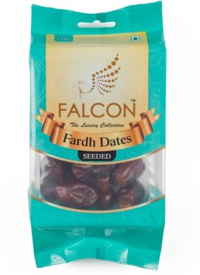 Falcon Fardh Seeded Pouch Dates(250 g, Pouch)