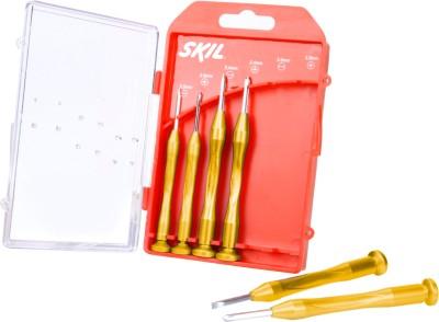 Skil Skil 6 Piece Precision Screwdriver Set (Yellow)