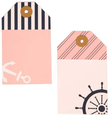 The Papier Project Gift tags  Office Set
