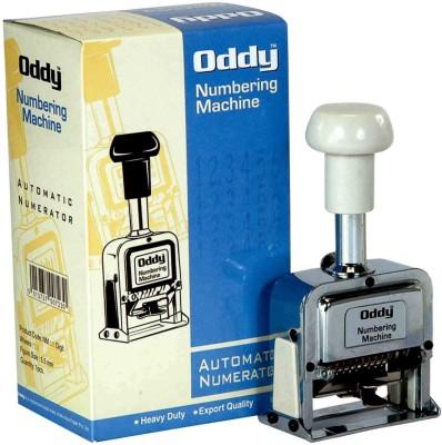 Oddy Auto Numbering Machine - 10 Digits  Office Set
