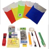 Y.E.S Office  Office Set (Red, Blue, Yel...