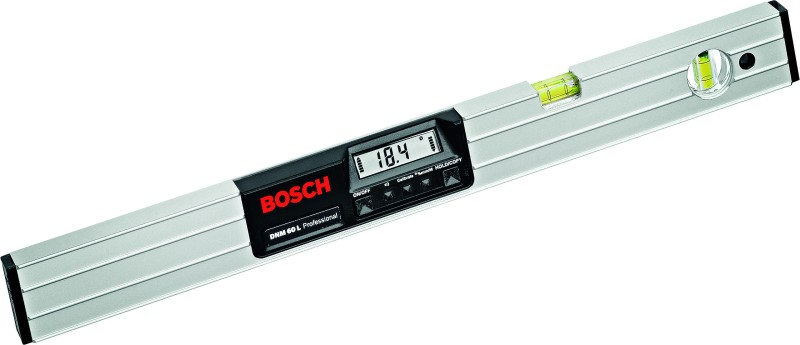 Bosch DNM 60L Inclinometer - Digital Spirit Level(Multicolor)