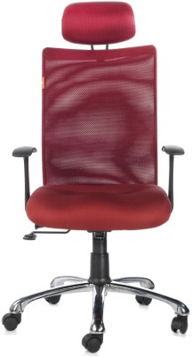 Bluebell Genesis High Back Plastic Office Chair