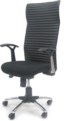 Chromecraft Leatherette Office Chair