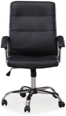 Nilkamal Ashford Mid Back Leatherette Office Chair