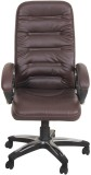 Ks chairs Foam Office Chair (Brown)