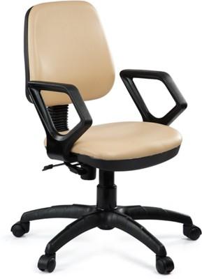 Debono OMEGA 504V BGL Leatherette Office Chair