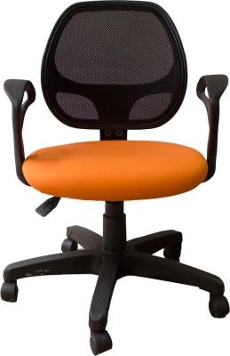 Woodpecker Fabric Office Chair