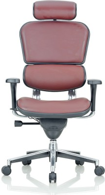 Featherlite Pinnacle (EHS-HAL) Leather Office Chair