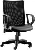 HOF Toro Metal Office Chair (Black)