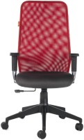 Bluebell Armada High Back Fabric Office Chair(Multicolor)