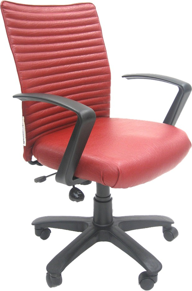 View Chromecraft NA Office Chair(Red) Furniture (Chromecraft)