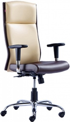 HOF Marco Leatherette Office Chair(Black)