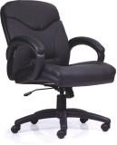 Durian ADMIRE-Lb Foam Office Chair (Blac...