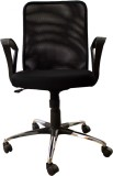 Woodpecker Office Chair (Black)