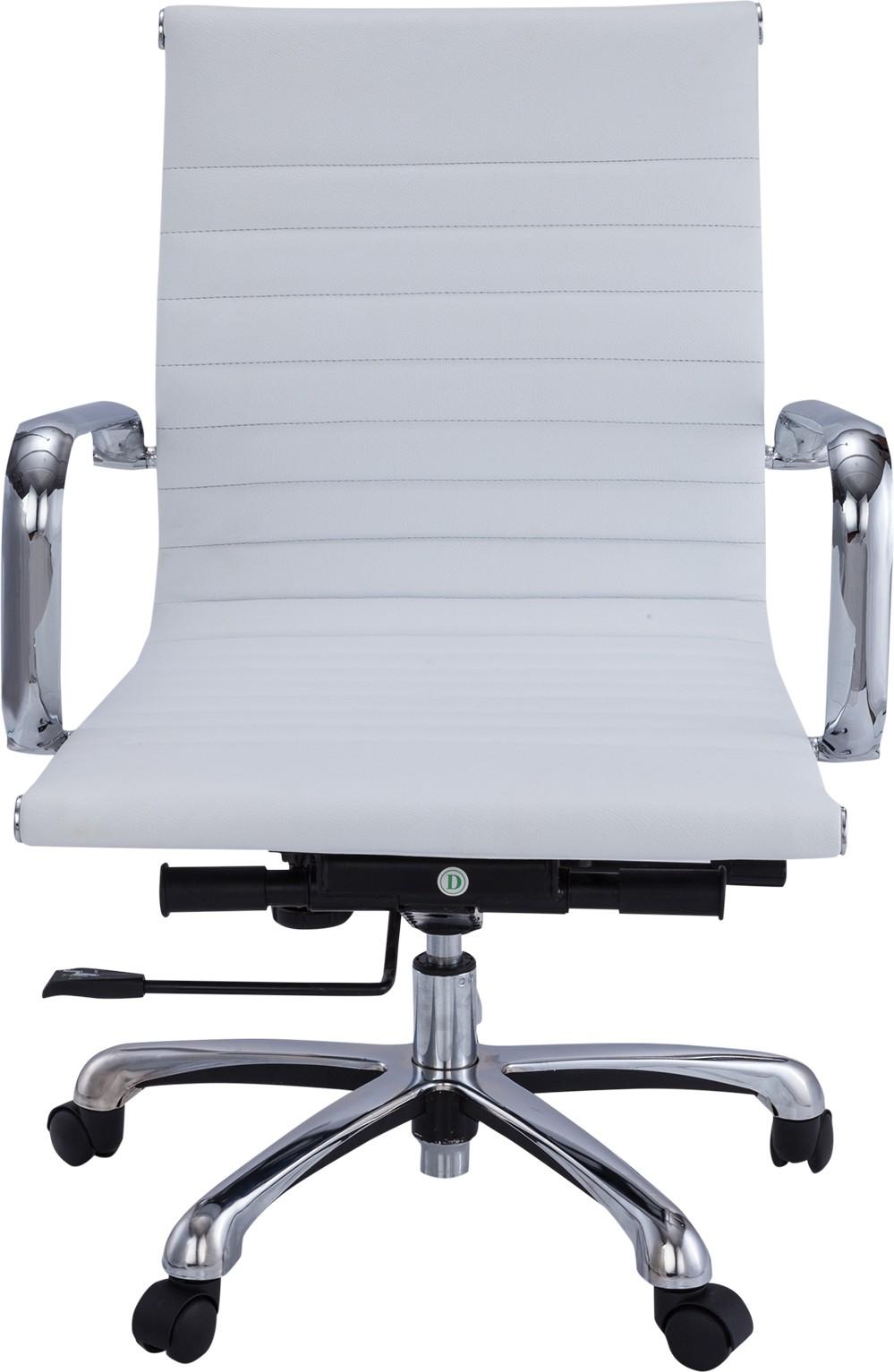 View Ergoline Fabric Office Chair(White) Furniture (Ergoline)