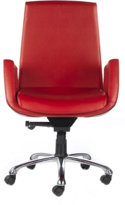 Bluebell Lotus Mid Back Leatherette Office Chair
