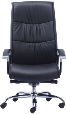 HOF Zoro Leatherette Office Chair(Black)
