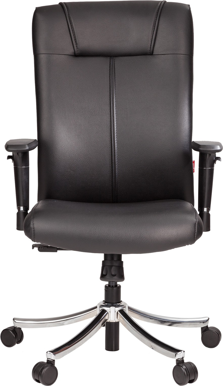 View Ergoline Fabric Office Chair(Black) Furniture (Ergoline)