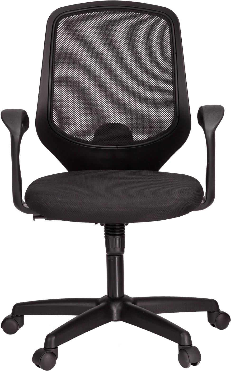 View Ergoline MINT Leatherette Office Chair(Black) Furniture (Ergoline)