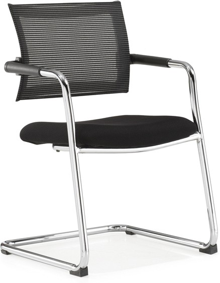 View BossesCabin Office Chair Fabric Office Chair(Black) Furniture (BossesCabin)