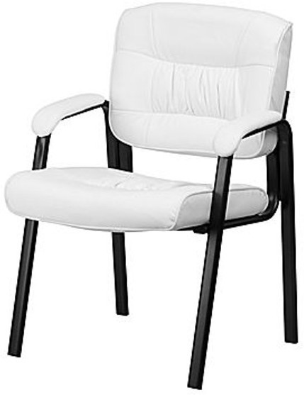 View Rehana Industries Metal Visitor Chair(White) Furniture (Rehana Industries)