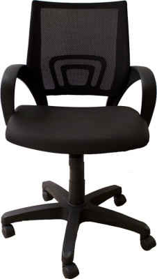 Woodpecker Fabric Office Chair