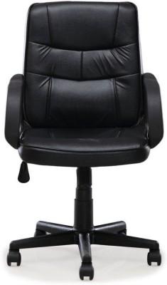 Nilkamal Slovenia Leatherette Office Chair