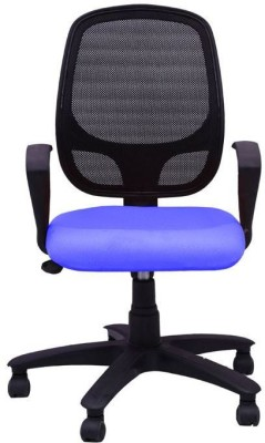 Adiko Fabric Office Chair(Blue)