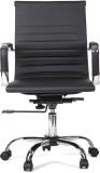 HomeTown Astra Low NA Office Chair (Blac...